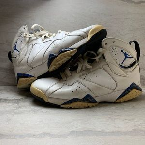 Nike Air Jordan VII 7 Frenchies 93 Vintage Shoes
